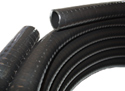 "1"" Black Reinforced Ballast Hose - per foot"