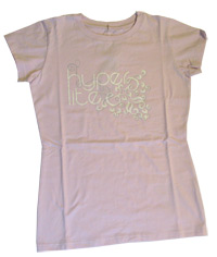 Hyperlite - Women's Dot T Shirt