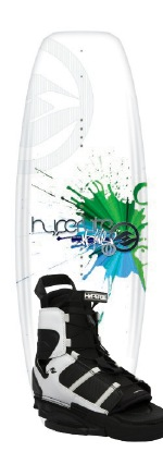 Hyperlite - 2010 Motive 119 w/Sprint Wakeboard Package