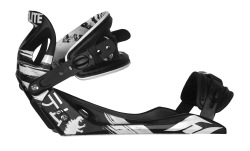 Hyperlite - 2012 System Wakeboard Bindings - Black