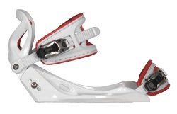 Hyperlite - 2012 System Wakeboard Bindings - White