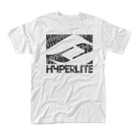 Hyperlite - Verticle Tee - White