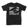 Verticle Tee - Black