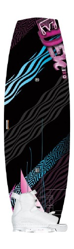 Hyperlite - 2012 Eden 130 w/Jinx Wakeboard Package