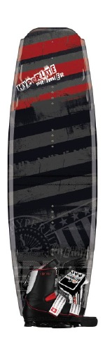 Hyperlite - 2012 Premier 131 w/Circuit Wakeboard Package