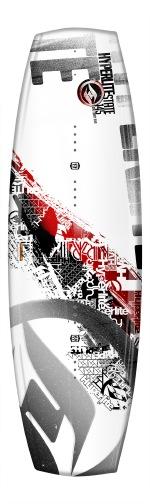 Hyperlite - 2012 State 145 Wakeboard