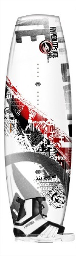 Hyperlite - 2012 State 145 w/Remix Wakeboard Package