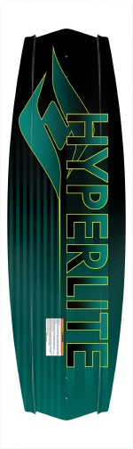 Hyperlite - 2012 Tribute 132 w/Focus Wakeboard Package