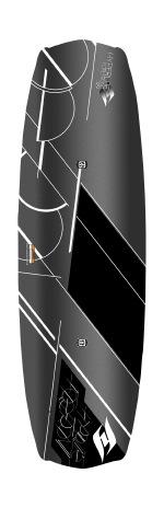 Hyperlite - 2012 Forefront 129 Wakeboard