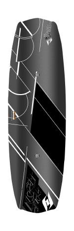 Hyperlite - 2012 Forefront 134 Wakeboard