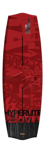 Hyperlite - 2012 Marek 140 Nova Core Wakeboard