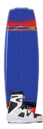 Hyperlite - 2013 B-Side 140 w/Team CT Wakeboard Package