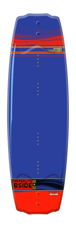 Hyperlite - 2013 B-Side 136 Wakeboard