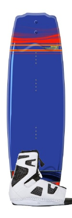 Hyperlite - 2013 B-Side 140 w/Team OT Wakeboard Package
