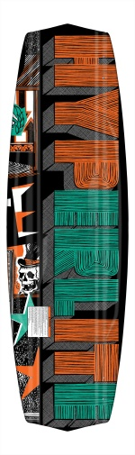 Hyperlite - 2013 Clash 141 w/Team CT Wakeboard Package