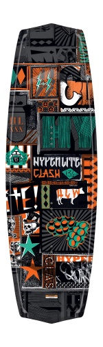 Hyperlite - 2013 Clash 141 Wakeboard