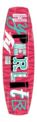 Hyperlite - 2013 Eden 125 w/Jinx Wakeboard Package