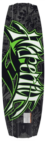 Hyperlite - 2013 Franchise 134 Wakeboard