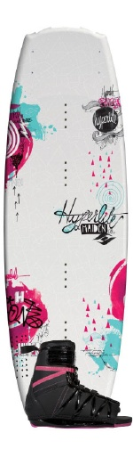 Hyperlite - 2013 Madin 138 /Syn Wakeboard Package