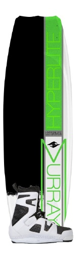 Hyperlite - 2013 Murray 142 w/Team CT Wakeboard Package