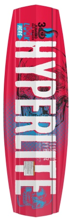 Hyperlite - 2013 Process 141 Wakeboard