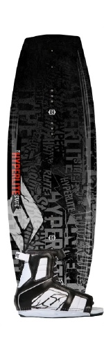 Hyperlite - 2013 State 130 w/Remix Wakeboard Package