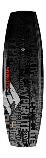 Hyperlite - 2013 State 140 Wakeboard