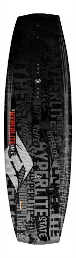 Hyperlite - 2013 State 145 Wakeboard