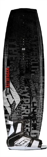 Hyperlite - 2013 State 145 w/Remix Wakeboard Package