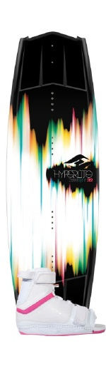 Hyperlite - 2013 Syn 132 w/Blur Wakeboard Package