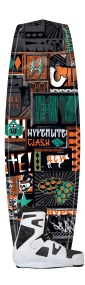 Hyperlite - 2013 Clash 136 w/Team CT Wakeboard Package