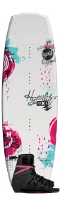 Hyperlite - 2013 Maiden 134 /Syn Wakeboard Package