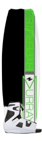 Hyperlite - 2013 Murray 134 w/Team OT Wakeboard Package