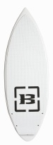 "2013 Byerly Hazard 4'8"" WakeSurf board"