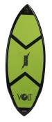 "2013 Byerly Volt 4'9"" WakeSurf board"