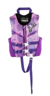 Girls Child Indy Vest Purple