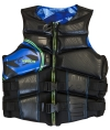 Team CGA Vest Blue/Green