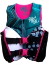 Girls Youth Indy Neo Vest
