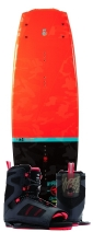 Hyperlite - 2015 Franchise 134 w/Team OT Wakeboard Package
