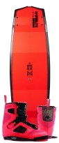 Hyperlite - 2015 Marek 140 w/Team CT Wakeboard Package
