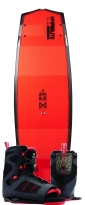 Hyperlite - 2015 Marek 135 w/Team OT Wakeboard Package