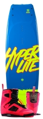 Hyperlite - 2015 Murray 134 w/Team CT Wakeboard Package