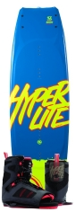 Hyperlite - 2015 Murray 134 w/Team OT Wakeboard Package