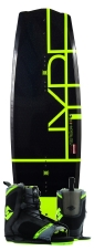 Hyperlite - 2015 State 2.0 145 w/Remix Wakeboard Package