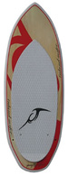 Inland Surfer - Red Rocket WakeSurf