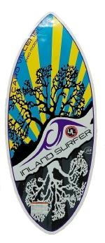 Inland Surfer - 4-Skim Caro Pro - Wakesurf