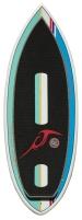 Inland Surfer - 4-Skim Squirt Wakesurf Board