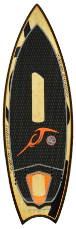 Inland Surfer - Swallow V2 Quad Fin - Wakesurf