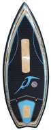 Inland Surfer - Sweet Spot Pro Quad WakeSurf board