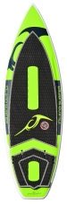 Inland Surfer - Green Room WakeSurf board